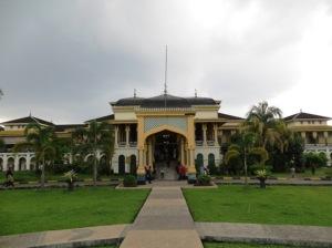 Istana Maimoon (doc. Asri)